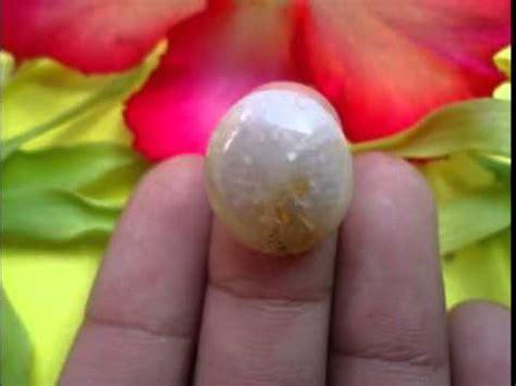 Batu Anggur Putih Tembus Hq by Mustika Teratai Madu Doovi