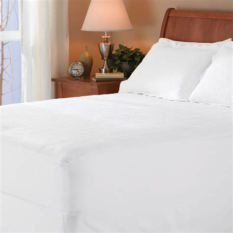 Select Comfort Heated Mattress Pad by Sunbeam 174 Heated Mattress Pad Msu1gqs N000 12a50