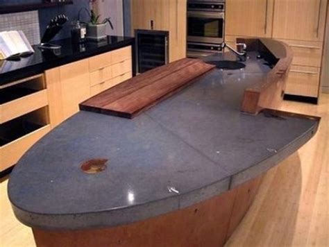 Concrete Countertop Mix by How To Mix Recycled Glass In A Concrete Countertop