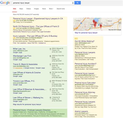 Personal Injury Search New To Search Marketing Here S How You Get To The Top Of In 10 Minutes