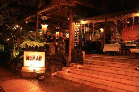 nomad restaurant ubud bali picture  nomad ubud