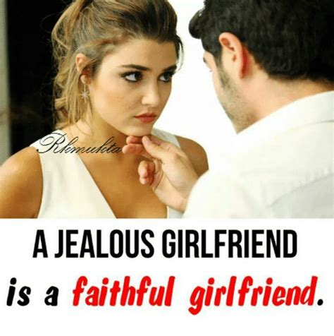 Jealous Gf Meme - 25 best memes about jealous girlfriends jealous