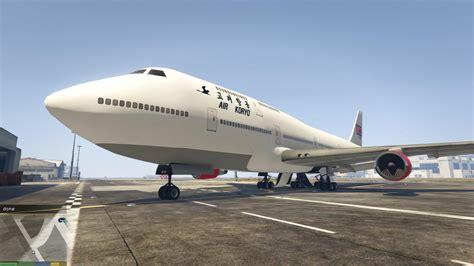 Berliana Jumbo by Air Koryo Korea Jumbo Jet Gta5 Mods