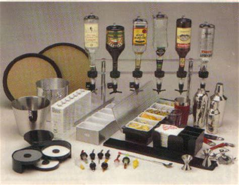 Bartender Supplies Bar Items Cake Ideas And Designs