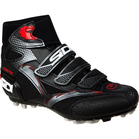 cold weather sneakers sidi diablo gtx cold weather shoes competitive cyclist