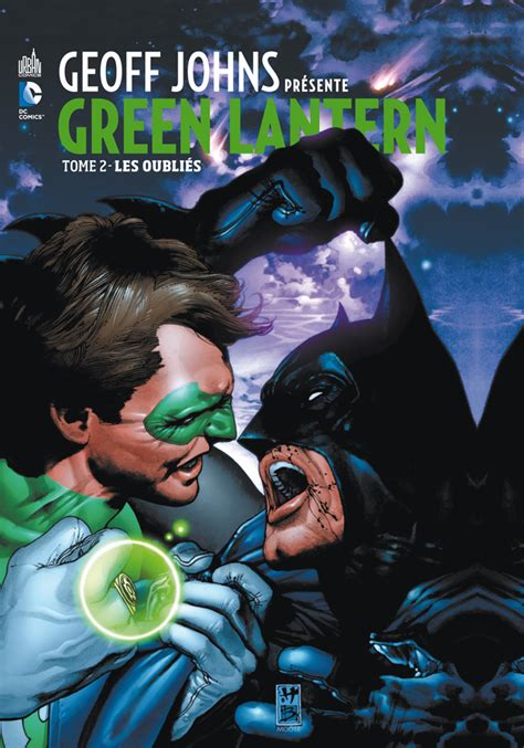 green lantern by geoff 1401258204 review vf geoff johns pr 233 sente green lantern tome 2 dcplanet fr