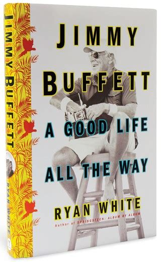 jimmy buffett a all the way books book review jimmy buffett a all the way