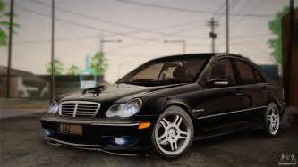 mercedes c32 amg 2004 for gta san andreas
