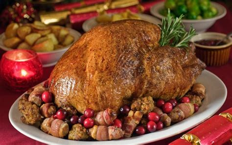how to cook turkey for christmas telegraph