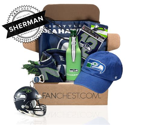 gifts for sports fans fanchest is the perfect gift for all sports fans this