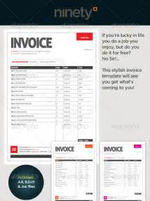 Graphic Design Invoice Template Word Best Photos Of Professional Invoices Design Free Invoice