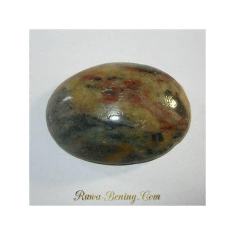 Batu Multi Color jual akik chalcedony multi color oval cabochon 58 24 carat