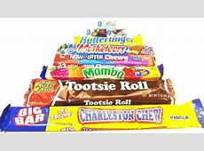 A lot of Candy bars Countdown Learn Sizes and Flavors ... Now And Later Candy Flavors