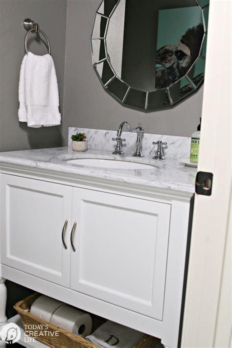 Bathroom Powder Room Ideas by Powder Room Vanities Ideas Today S Creative