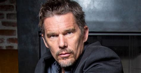 Ethan News by Ethan Hawke Photos Daily News Exclusive