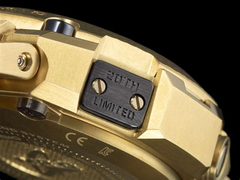 Introducing the Casio G Shock MR G Gold Hammer Tone, Where Cutting Edge Tech Meets Hand Crafted