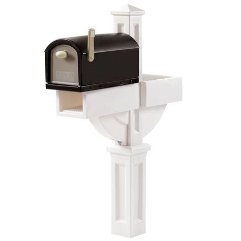 mailbox with planter mailmaster 174 hudson mailbox with planter mailboxes by