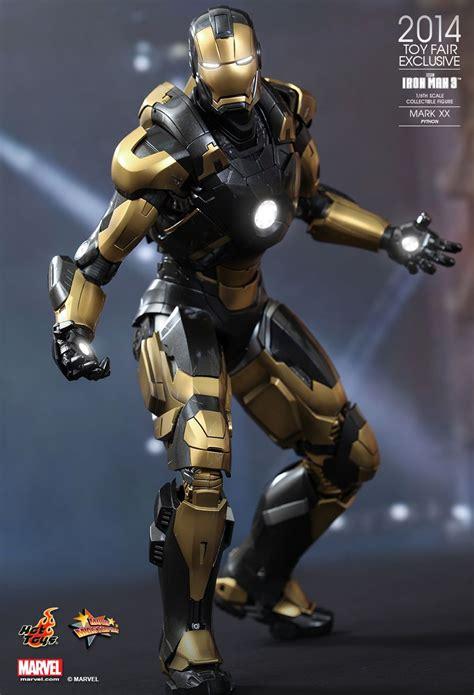 Toys Ironman Iii toys iron 3 python xx 1 6th scale collectible figure