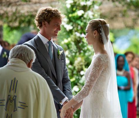 Armani Creates Wedding Wardrobe For And Bridesmaids by Beatrice Borromeo Wedding Dress Armani Wedding Gown