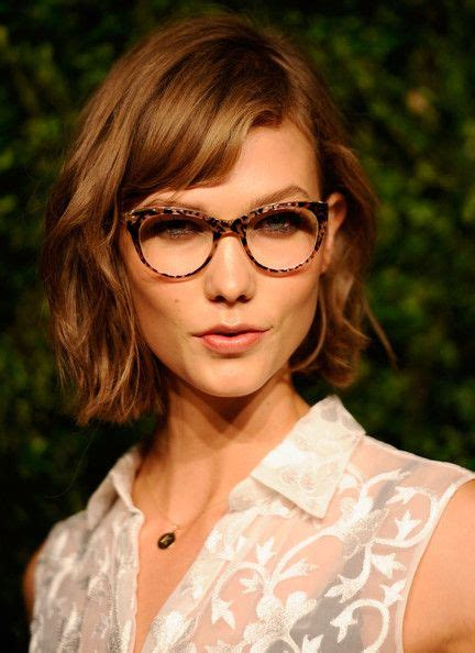 hair with slight waves 25 best ideas about karlie kloss haircut on pinterest