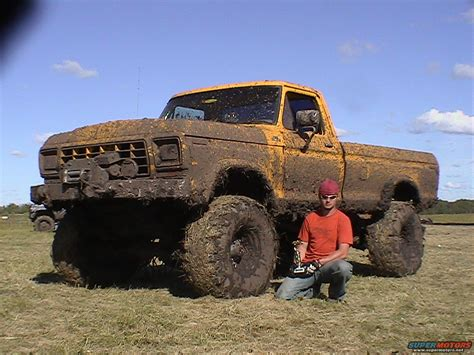 mudding truck ford mudding trucks