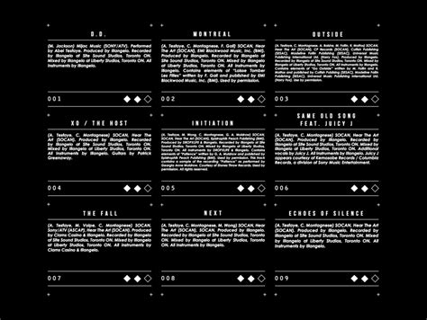 House Of Balloons Lyrics by The Weeknd Trilogy Booklet Lyrics Genius Lyrics