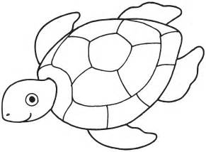 Sea Turtle Swimming Outline by Turtle Outline Clipart Clipart Suggest