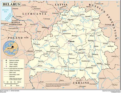 un cartographic section belarus ecoi net european country of origin