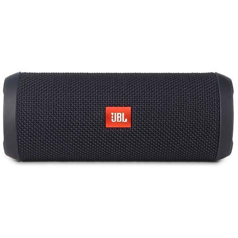 Speaker Bluetooth Portable Jbl Flip 3 Black jbl flip 3 portable bluetooth speaker black ebay