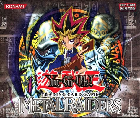 Kartu Yugioh Second Booster Common deck yu gi oh metal raiders unlimited edition