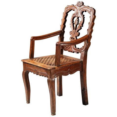 country armchair country rustic french armchair fauteui for sale at 1stdibs