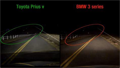 Bmw 3er Vs X1 by 2 3 Series X1 Headlights Score Marginal In Iihs Safety