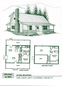 gallery for gt small log cabin floor plans with loft