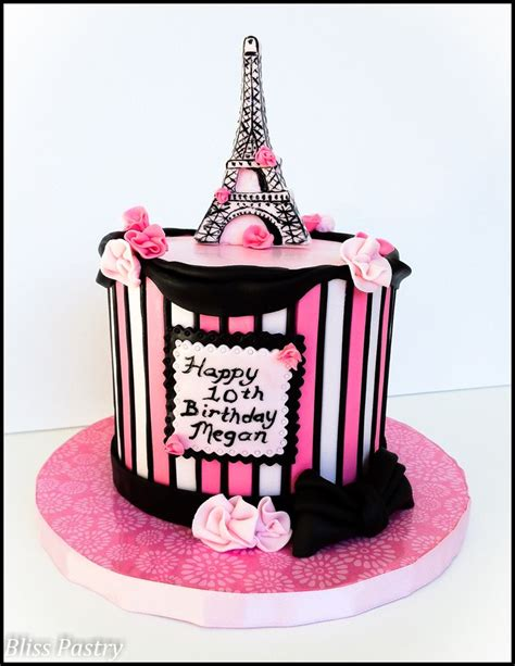 Pariss Pink B Day Swag by 25 Best Ideas About Theme Cakes On