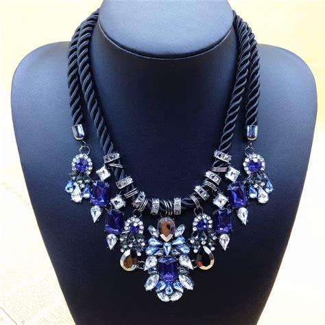 newest gorgeous brand necklace fashion jewelry brunet