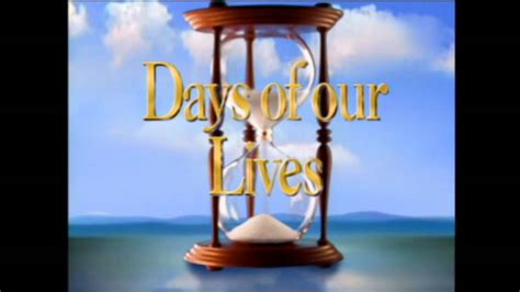 youtube days of our lives days of our lives opening theme youtube