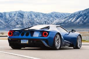 Ford Gt Review Review 2017 Ford Gt Supercar Wired