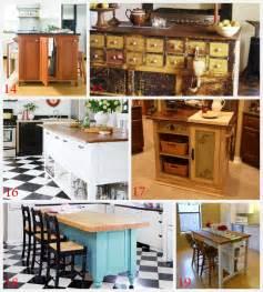 ideas homemade kitchen island