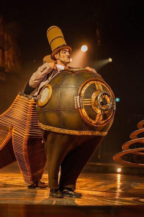 Le Cabinet Des Curiosités by Cirque Du Soleil Culture Circo Historia
