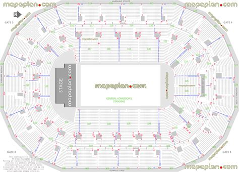 mts center seating capacity mts centre general admission ga floor standing concert