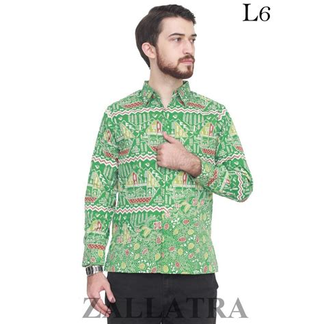 Kaos Lung anda belum membeli barang apapun model baju batik pria
