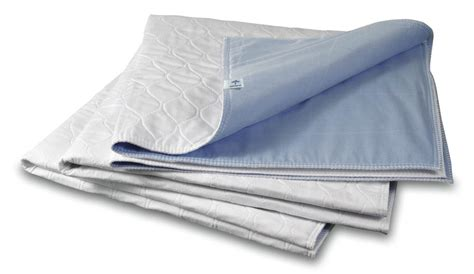 incontinence pads for beds extra absorbent underpads washable reusable incontinence bed pads ebay