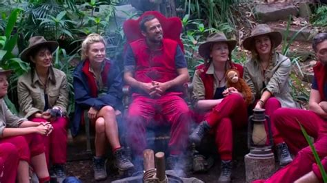 celebrity jungle 2017 results i m a celebrity 2017 results who left first celebrity is