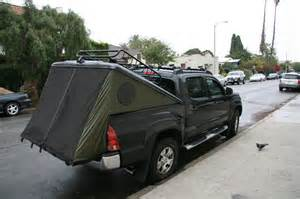 Canopy Truck Bed by Tonneau Tent Campers Pinterest Tents Camping And