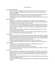 Consent To Search Vehicle Criminal Procedure Chapter 8 Vocab And Quiz From 8th Edition Criminal