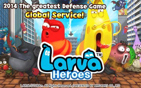 game mod apk larva heroes larva heroes lavengers 2017 aplikacje na androida w