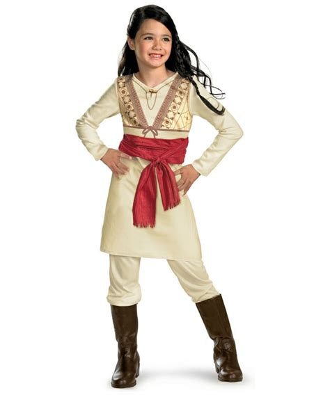 Dress Tamina tamina disney princess costume costumes