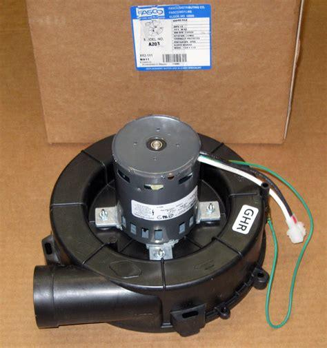 furnace blower motor no capacitor a203 fasco furnace draft inducer blower motor fits lennox 7021 10841 49l5301 ebay