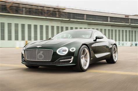 bentley exp 10 world exclusive at the wheel of the bentley exp 10 speed 6