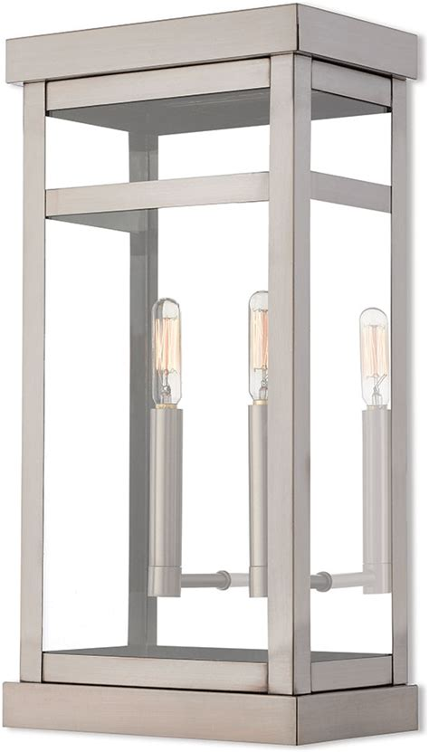 brushed nickel exterior lights brushed nickel porch light antprotein com